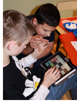 Augmentative and Alternative Communication (AAC) Speech Therapy from